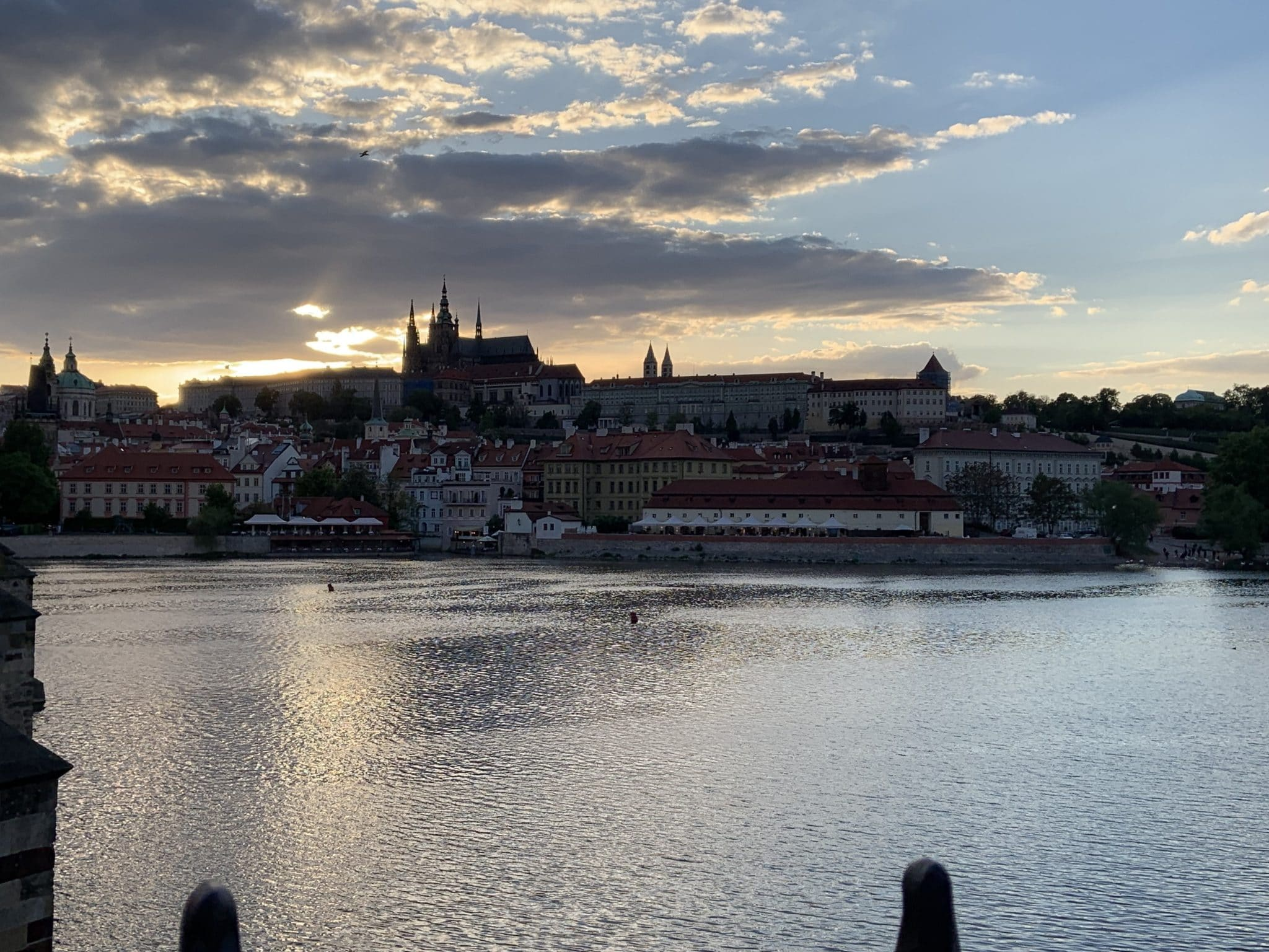 Patrick's Reflection: Prague Spring 2019