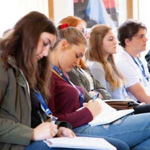 CAS Trips Hosts First Global Student Conference in Edinburgh