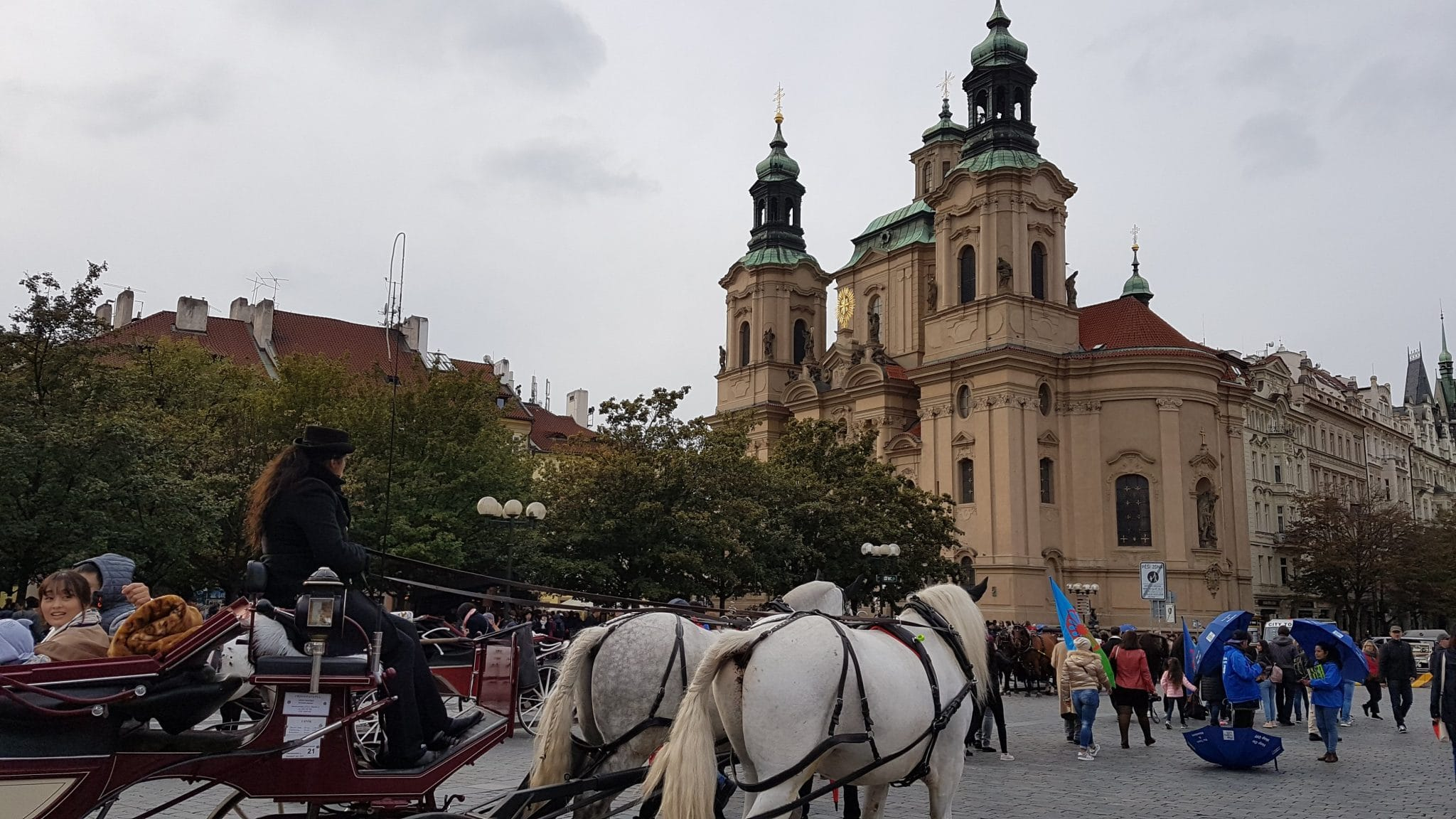 Sina's Reflection: A Phenomenal Trip to Prague