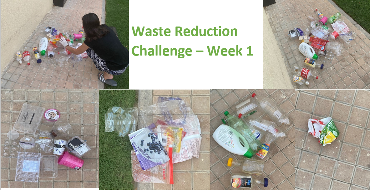 Week 1 Student Submissions for our Waste Reduction Challenge