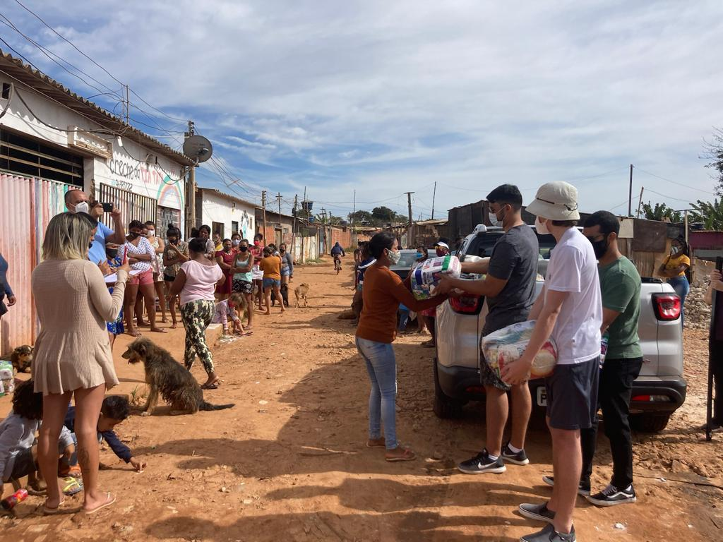 Service Learning Inspiration from The American School of Brasilia